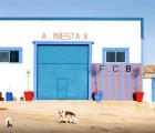 Andrés Iniesta regalará una noche gratis en su casa de descanso
