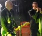 """Video: Smashing Pumpkins invitan a Die Antwoord para interpretar """"Fame"""" de Bowie"""