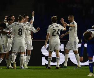 Revivan el Cruz Azul 0-4 Real Madrid y los goles del día!