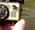 Las últimas imágenes que grabó una GoPro encontrada en un río
