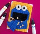 Retratos en Lego de personajes famosos