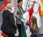 """Malala simpatiza con mexicano: """"hagan escuchar su voz"""""""