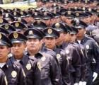 Crearán un salario mínimo para policías del país