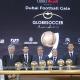 El Real Madrid acaparó todo en los premios Globe Soccer