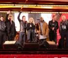 Mira el concierto que U2 dio con Chris Martin, Springsteen y Kanye West (y sin Bono)