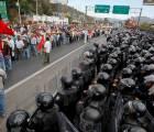 EPN ordenó intervenir ante bloqueos en Autopista del Sol, advierte la PF
