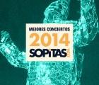 Los 20 mejores conciertos de 2014 según Sopitas.com