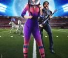 Katy Perry lista para su show en el medio tiempo del Super Bowl XLIX