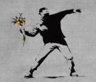 Banksy le regaló a un niño una de sus obras firmada