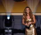 Ella es Kate Abdo, la guapa presentadora del Balón de Oro