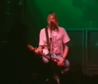 Audio y video del (verdadero) último concierto de Nirvana