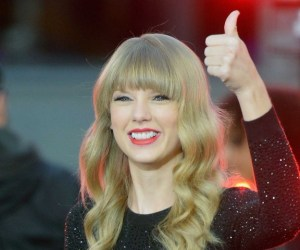 WTF? Conoce las frases de Taylor Swift que ahora son marca registrada
