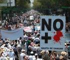 Juzgado del DF: Ley de Tránsito es inconstitucional, criminaliza la protesta
