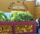 Yucatecos esperaron el apocalipsis encerrados en un templo