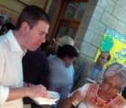 """Hay paz en Michoacán, """"comer tacos a las 3 am"""" lo prueba: Castillo"""