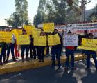 Castillo comparece en San Lázaro; exigen que renuncie