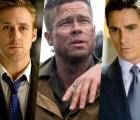El sueño de muchas: Brad Pitt, Christian Bale y Ryan Gosling juntos en una película