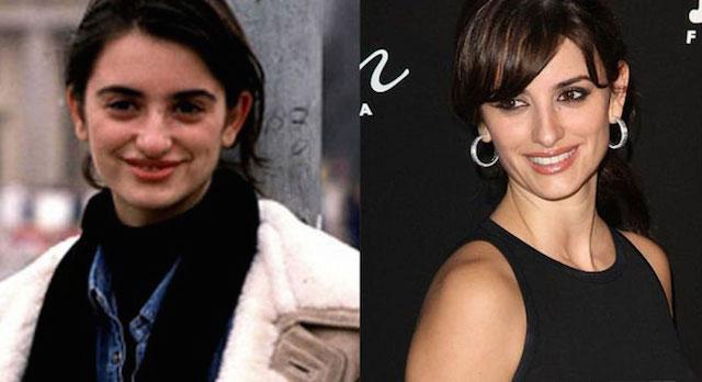As se ve an estas actrices de hollywood antes de ser famosas - Banos reformados antes y despues ...