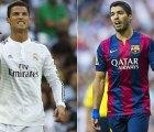 Cristiano Ronaldo y Luis Suárez, los más goleadores del 2014