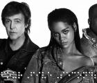 Kanye West y Paul McCartney se vuelven a juntar para lo nuevo de Rihanna