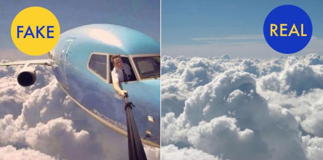 20 fotos falsas que TE ENGAÑARON