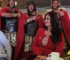 Surreal spot de Leticia Varela parodiando a Carmen Salinas