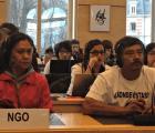 Padres de Ayotzinapa acusan al gobierno de mentir en Ginebra