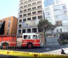 Explosión en la colonia Nápoles deja una persona herida