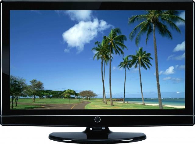 LCD-TV-Panel