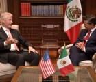 Se reúnen EPN y Bill Clinton en Los Pinos