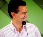 """""""Gracias por la a-cogida #NofueAlbur"""": Peña Nieto"""