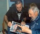 Y en la imagen del día: difunden nuevas fotos de Fidel Castro