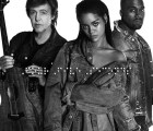 "Kanye West, Paul McCartney y Rihanna estrenan el video de ""FourFiveSeconds"""