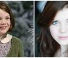 """¿Se acuerdan de Lucy de """"Las Crónicas de Narnia? Pues así creció"""