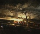 Sube a 8 los muertos por choque de tren en Nueva York