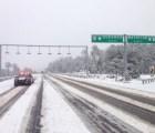 Cierran la carretera Durango-Mazatlán por intensa nevada