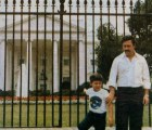 La foto que prueba cómo Pablo Escobar se vacilaba a los Estados Unidos