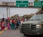 Guerrero: retienen a militares y bloquean carretera federal