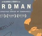 Gánate un póster de Birdman autografiado por Iñárritu