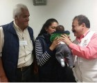 Regresa bebé sobreviviente de Cuajimalpa