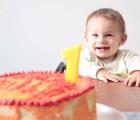 Video muestra en 2 minutos el primer año de un bebé