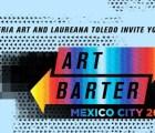 Art Barter México, promueve el trueque en pro del arte