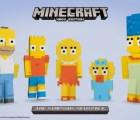 ¡Los Simpsons llegan hoy a Minecraft para Xbox One y Xbox 360!