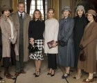 Angélica Rivera ¿en el set de Downton Abbey?