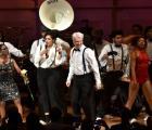 Una gran noche para celebrar la música de David Byrne en NY