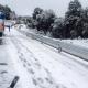 Reabren la carretera México-Puebla tras intensa nevada