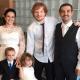 Típico que Ed Sheeran crashea tu boda