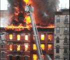 Edificio colapsa tras explosión en NY
