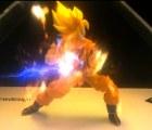 Nerdgasmo: Figura de Goku lanza Kamehameha