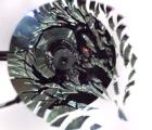 Hacer explotar un CD es más divertido a 170,000 cuadros por segundo